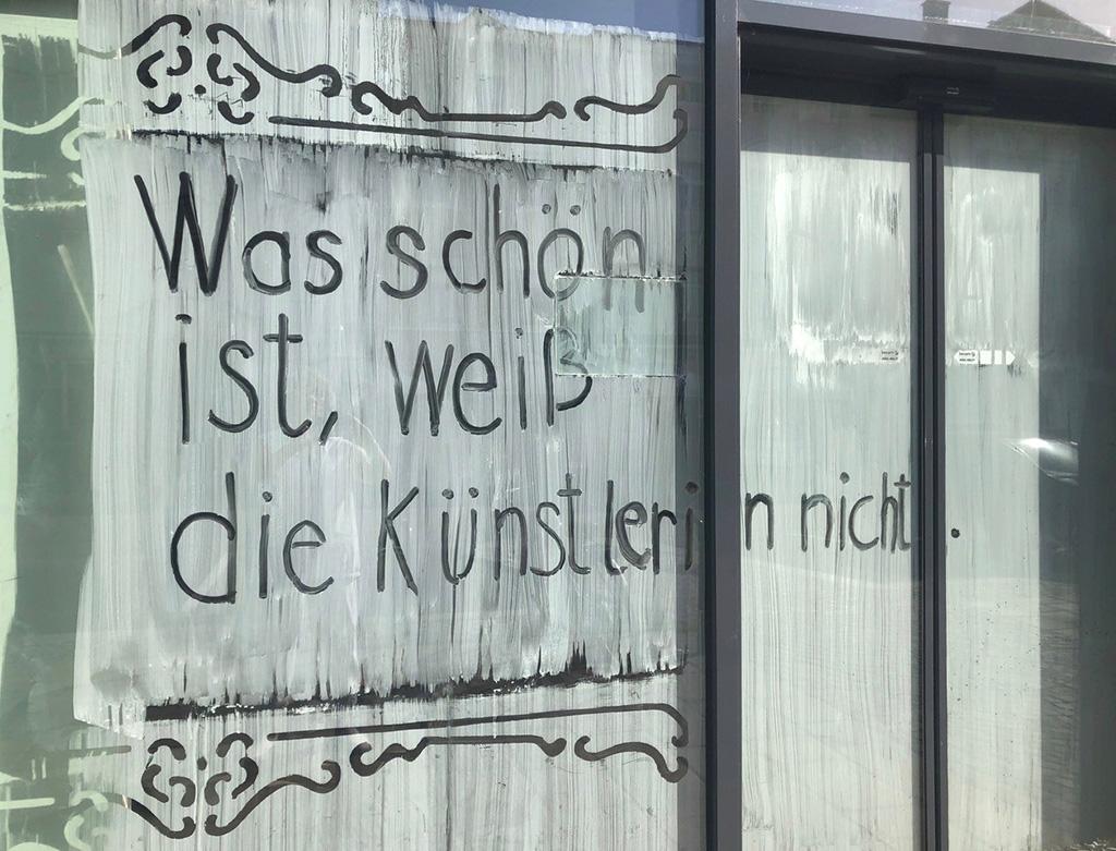 Anja Westerfrölke: Am Glas