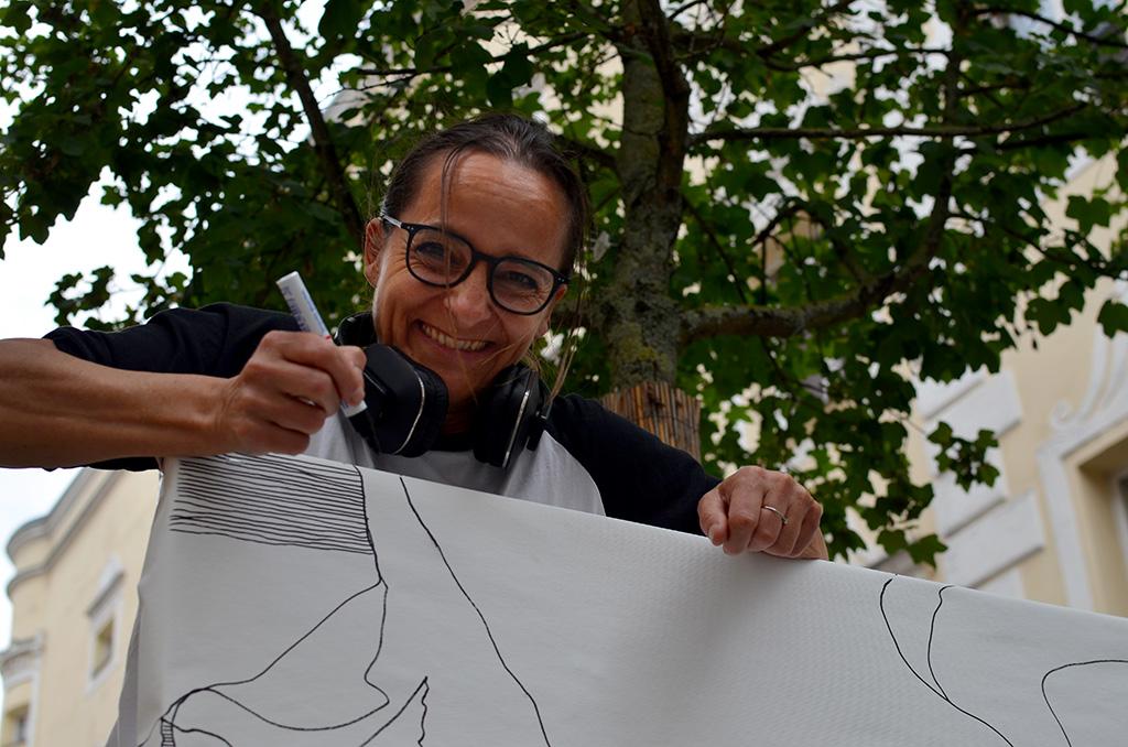 Birgit Schweiger: Wa(h)re Kunst
