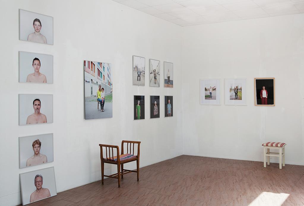 Temporäres Atelier Renate Billensteiner und Gerhard Brandl
