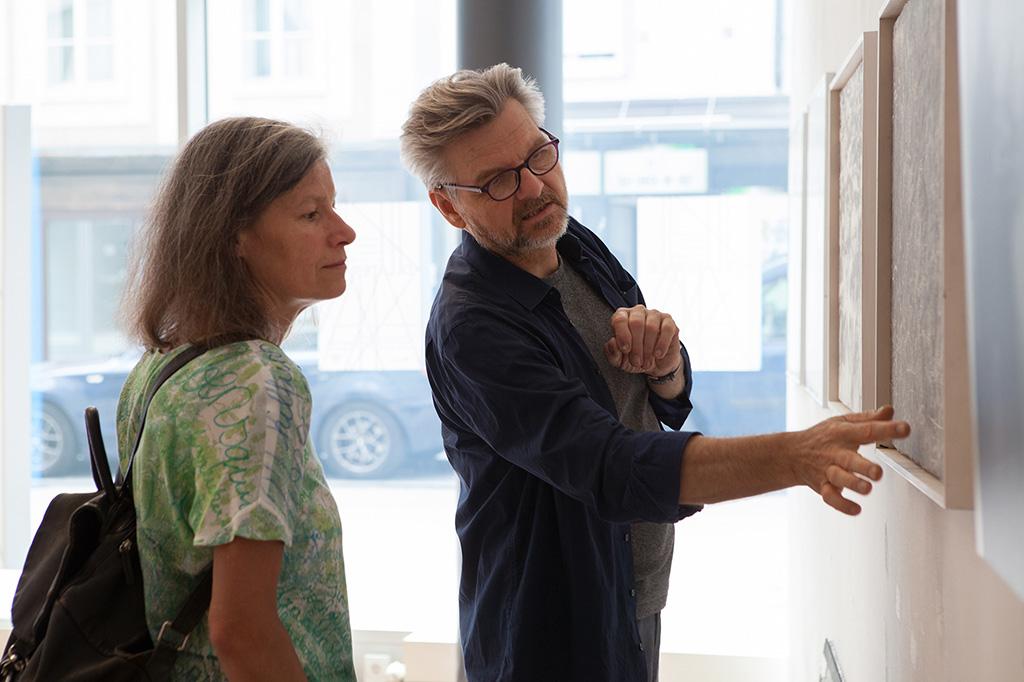 Claudia Gasser und Gerhard Brandl